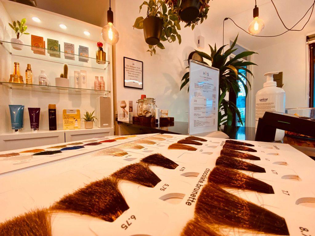 Salon Hair & Scissors